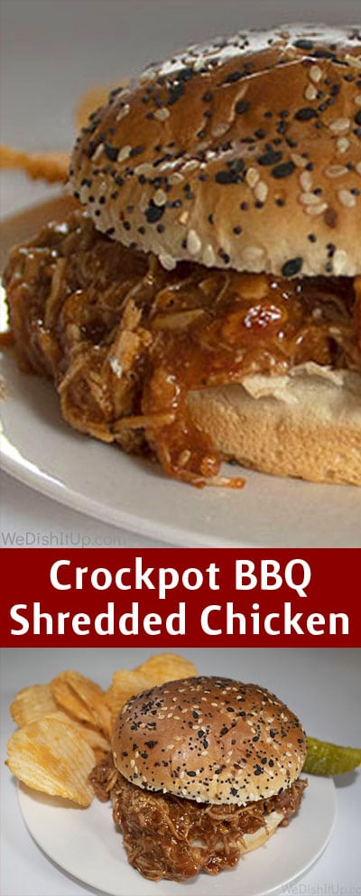 The Best Crockpot BBQ Barbeque
