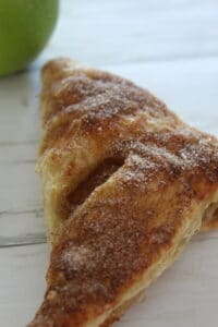 Cinnamon Apple Turnover