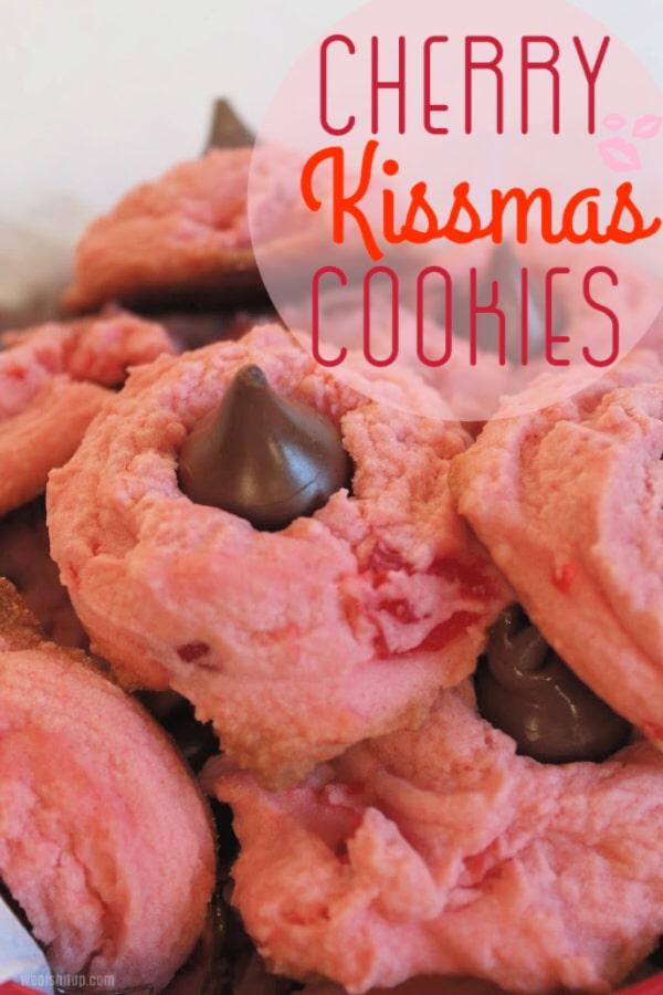 Cherry Kissmas Cookies
