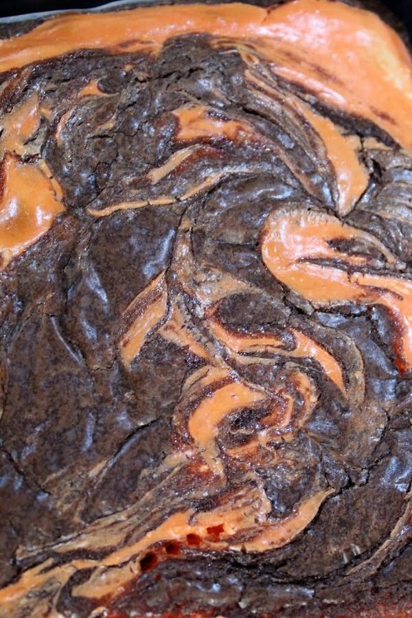 Brownie Swirl