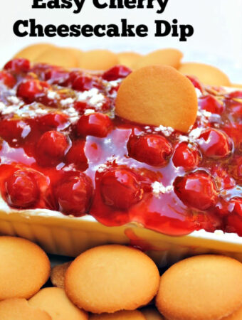Cheese Cake With Cookies