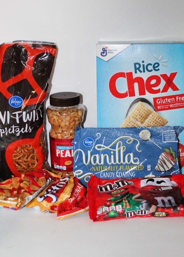 Chex Mix Ingredients