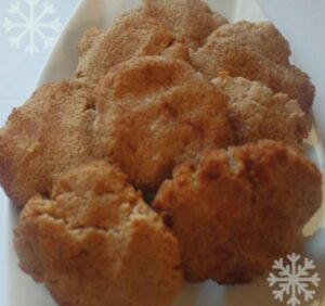 Low Carb Snickerdoodles