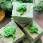 St, Patricks Day Fudge