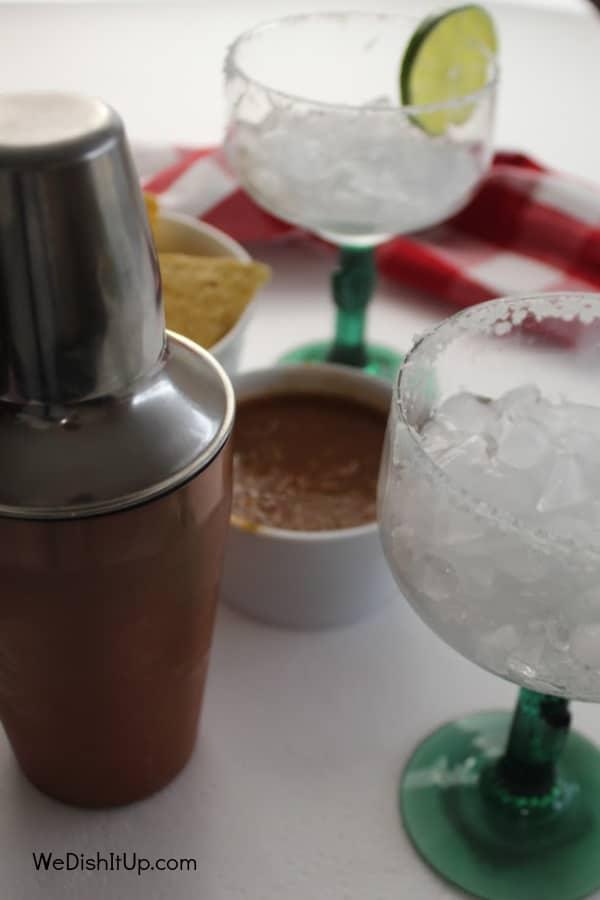 Jalapeno Skinny Margarita