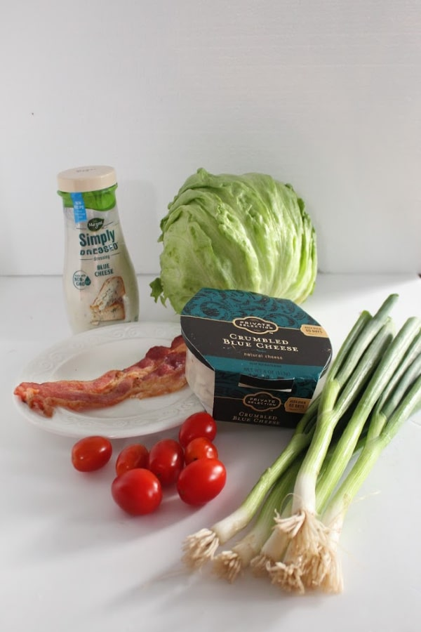 Wedge Salad Ingredients