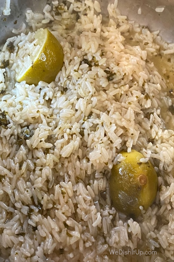 Rice is Done