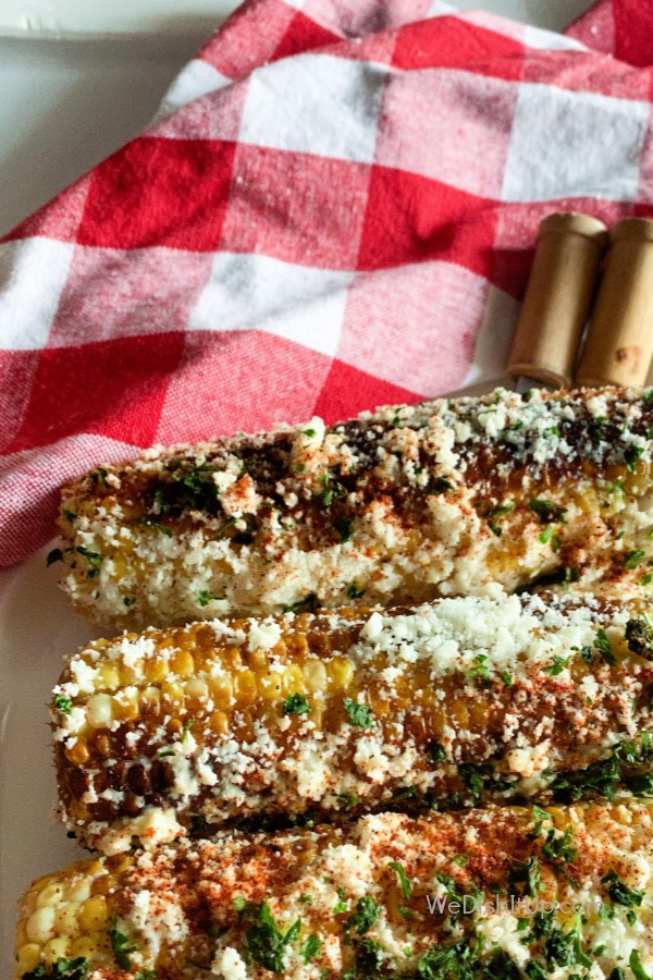 The finished Corn