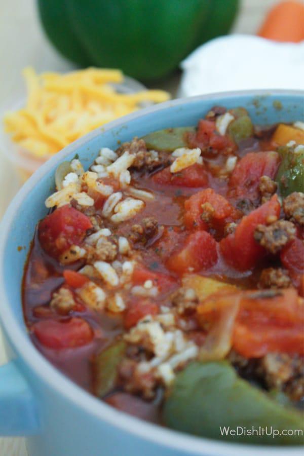 Half Bowl Soup