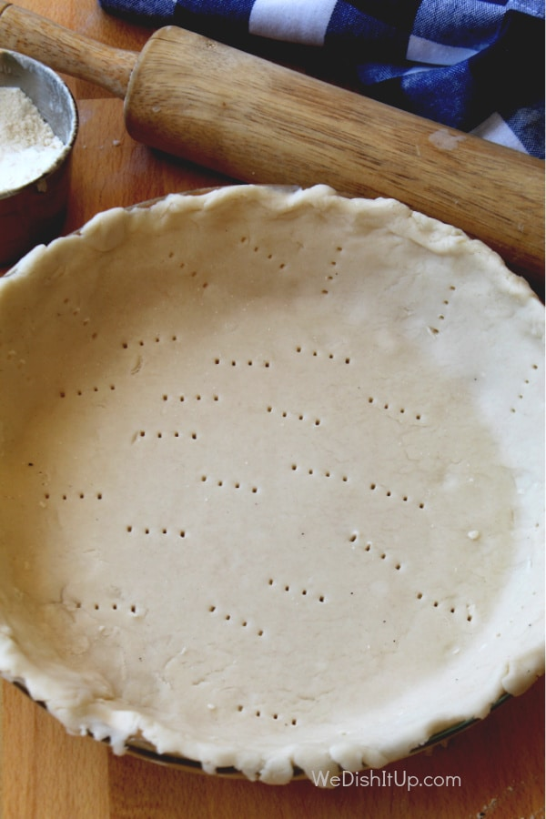 Home Made Pie Crust