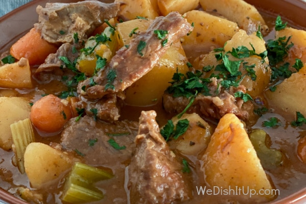 Bowl of Stew