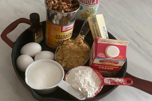 Crisp Ingredients