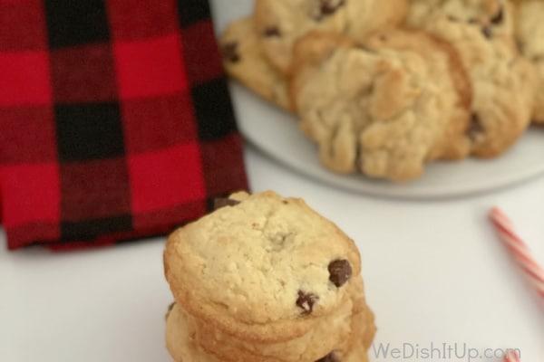 Nestle Peppermint Truffle Cookies