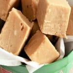 Easy Creamy Peanut Butter Fudge