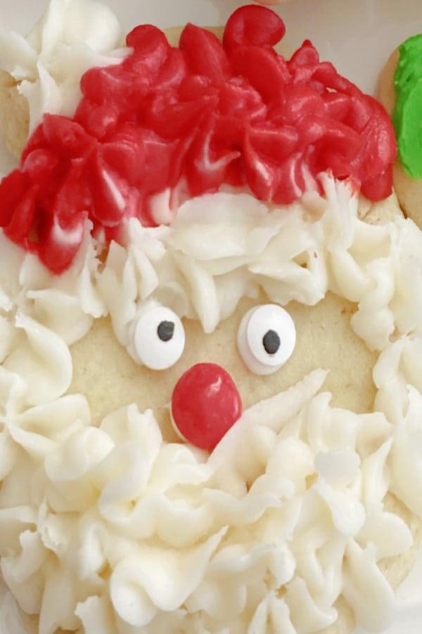 Sour Cream Sugar Christmas Cookies