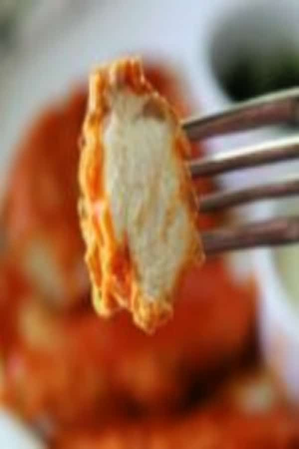 Easy Buffalo Chicken Tenders