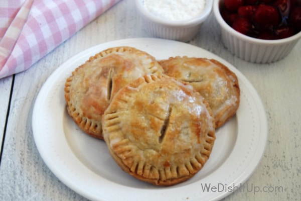 Easy Cherry Pies