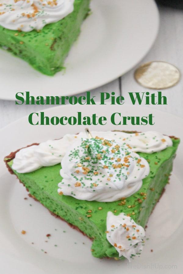 Shamrock Pie