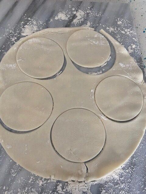 Cutting the Pie Crust