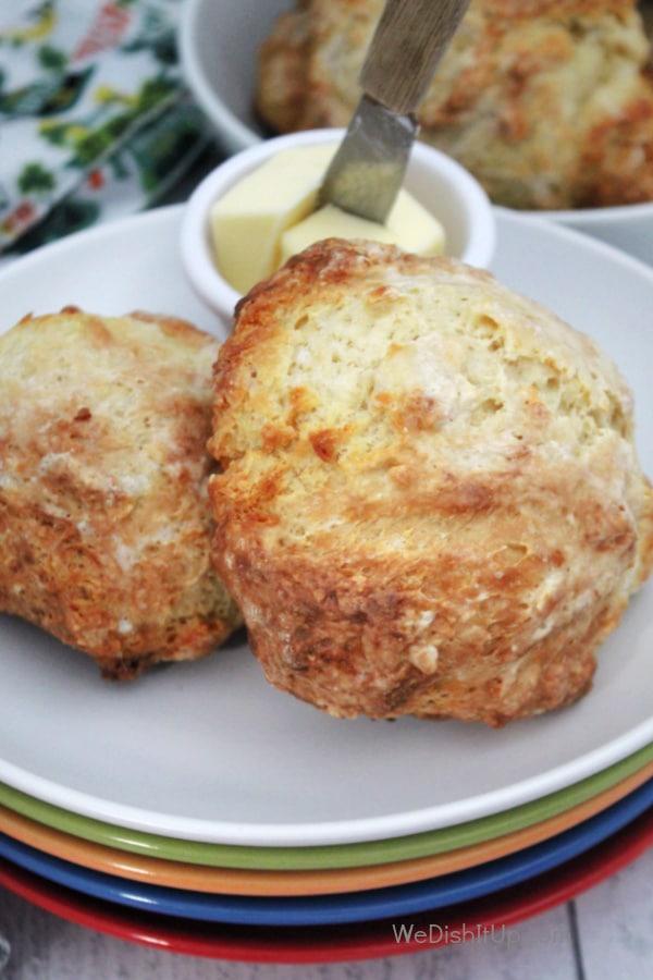 Irish Soda Bread  Rolls