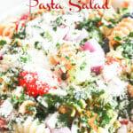 Robusto Italian Pasta Salad