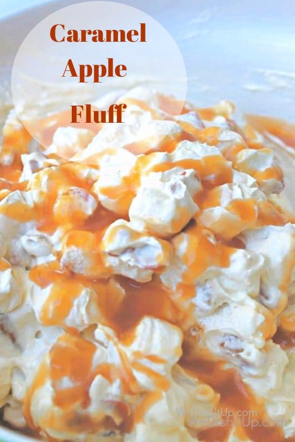 Caramel Apple Fluff
